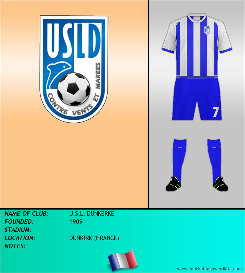 Logo of U.S.L. DUNKERKE