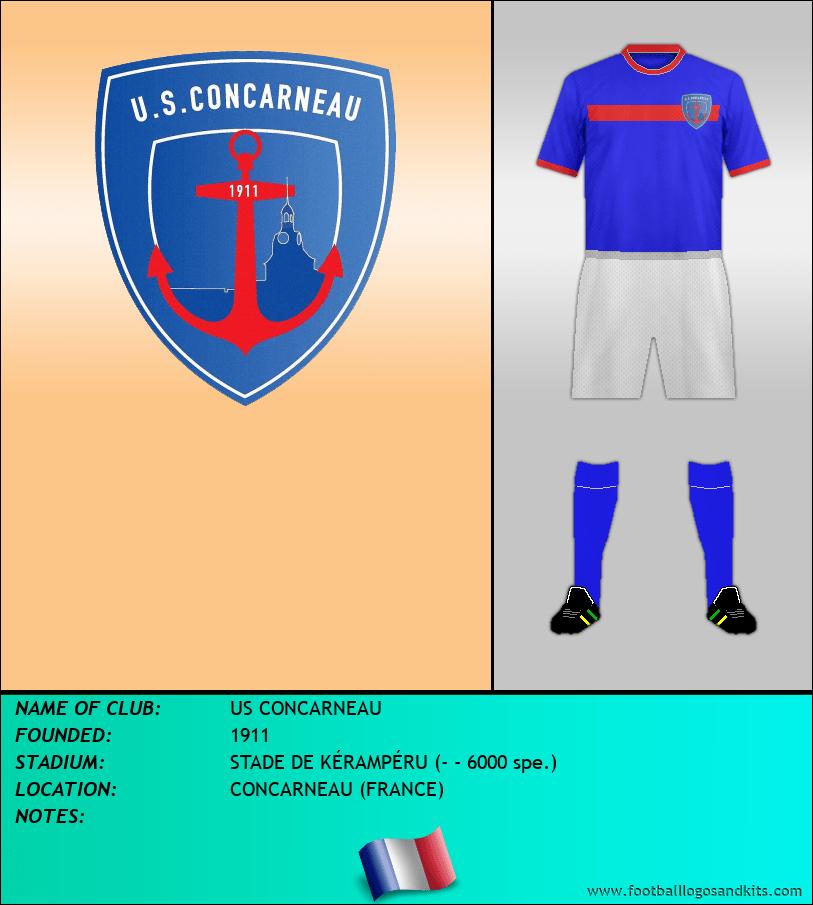 Logo of US CONCARNEAU