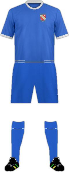 Kit BANGOR CITY FC