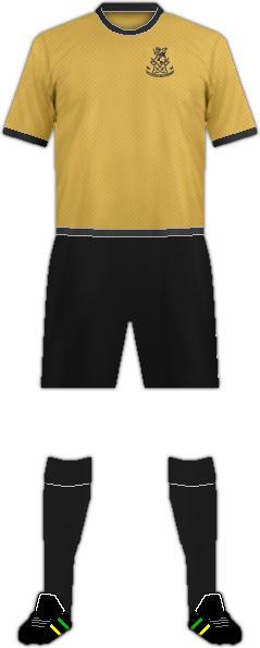 Kit CARMARTHEN TOWN AFC
