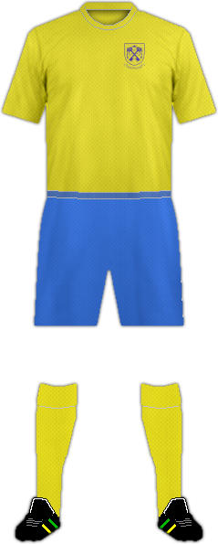 Kit CWMBRAN CELTIC FC