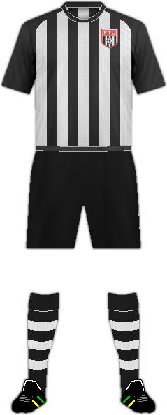 Kit FLINT TOWN UNITED FC
