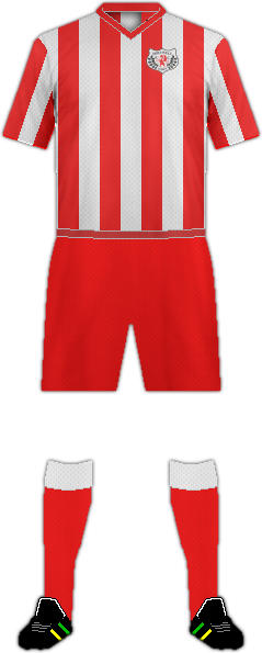 Kit HOLYWELL TOWN FC