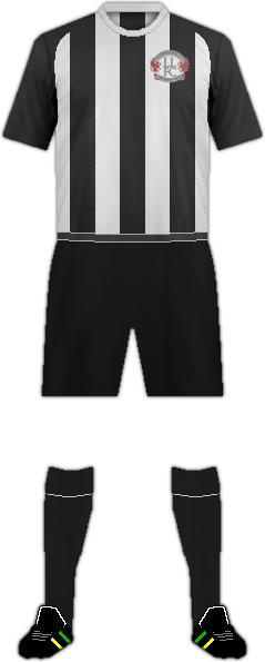 Kit LLANDUDNO FC