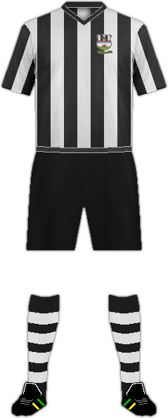 Kit RISCA UNITED AFC