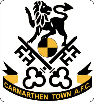 Logo of CARMARTHEN TOWN AFC (WALES)