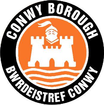 Logo of CONWY BOROUGH FC (WALES)
