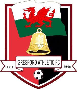 Logo of GRESFORD ATHLETIC FC (WALES)