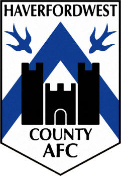 Logo of HAVERFORDWEST COUNTY AFC (WALES)