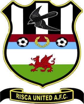 Logo of RISCA UNITED AFC (WALES)