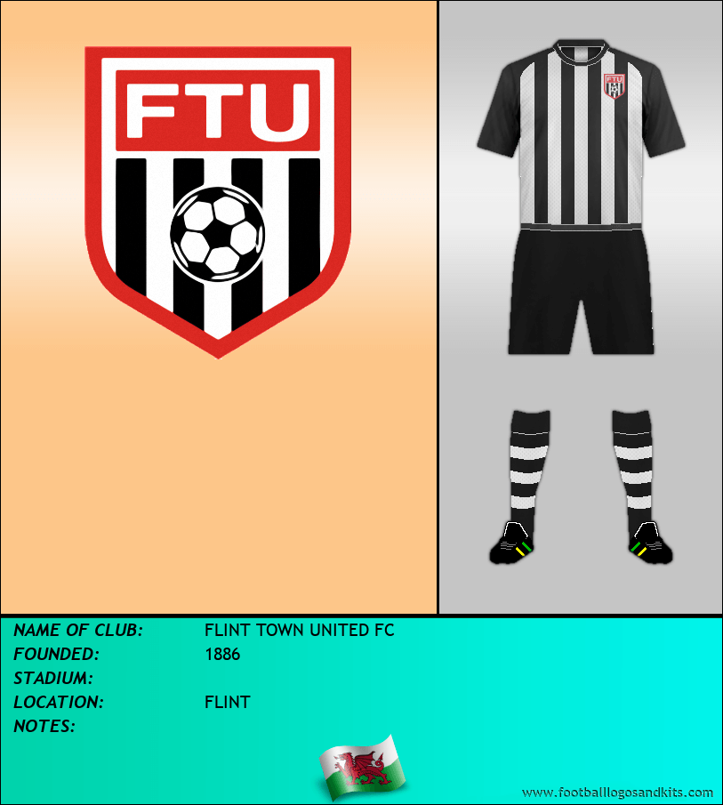 Logo of FLINT TOWN UNITED FC