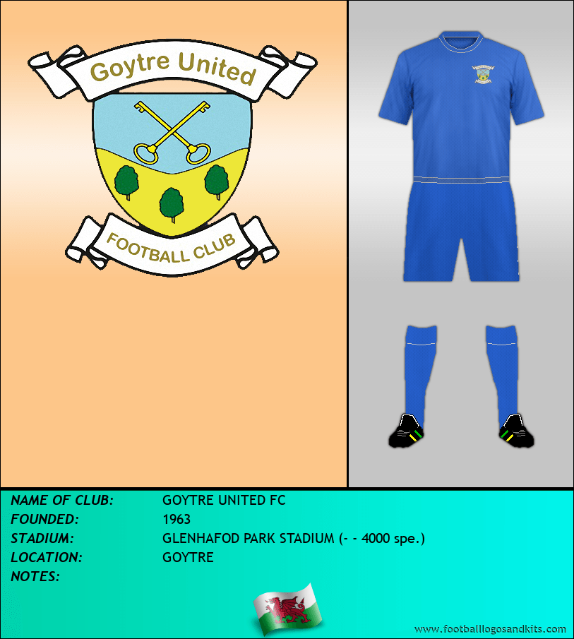 Logo of GOYTRE UNITED FC