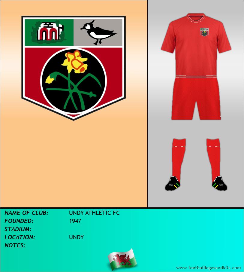 Logo of UNDY ATHLETIC FC