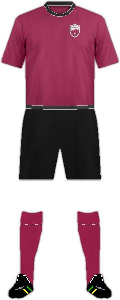Kit FC BAKHMARO