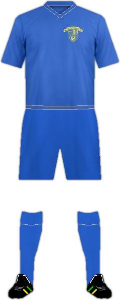 Kit FC CHIKHURA
