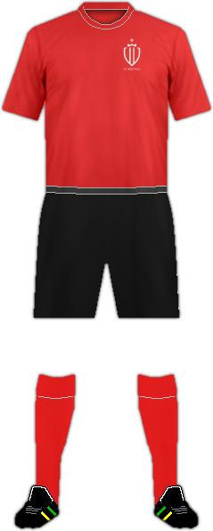 Kit FC RUSTAVI