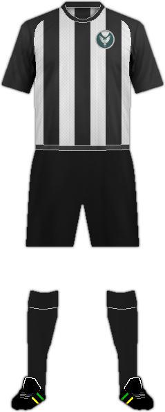 Kit FC SHEVARDENI 1906 TBILISI