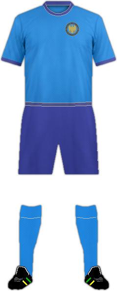 Kit FC SPAERI