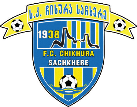 Logo of FC CHIKHURA (GEORGIA)
