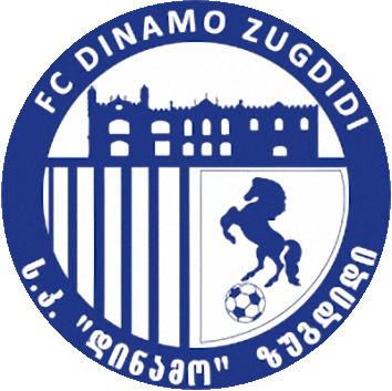 Logo of FC DINAMO ZUGDIDI (GEORGIA)