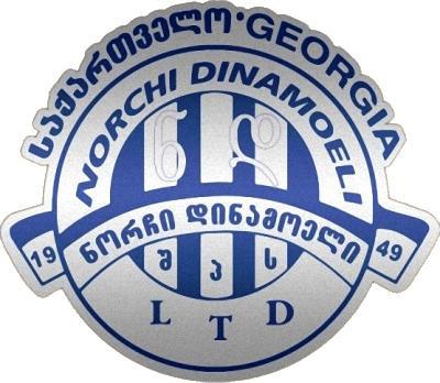 Logo of FC NORCHI DINAMOELI (GEORGIA)