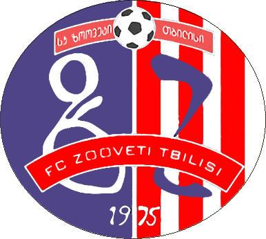 Logo of FC ZOOVETI TBILISI (GEORGIA)