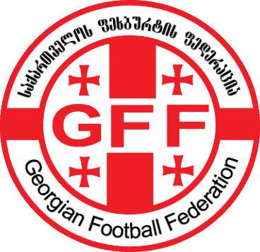 のロゴグルジア サッカー代表 (グルジア)