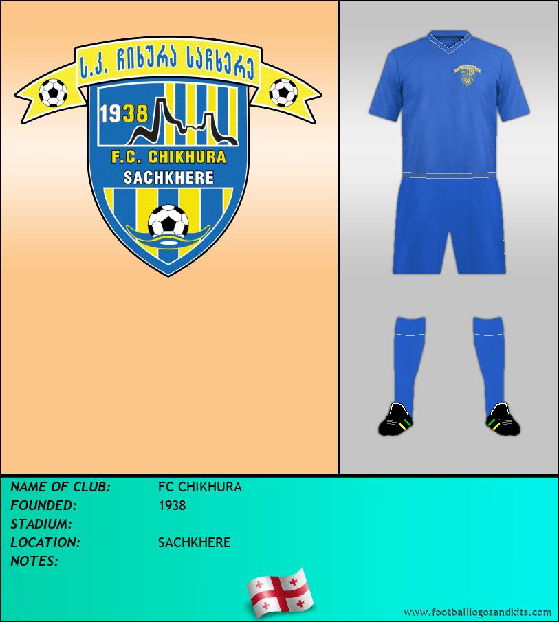 Logo of FC CHIKHURA