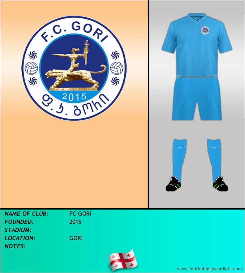 Logo of FC GORI