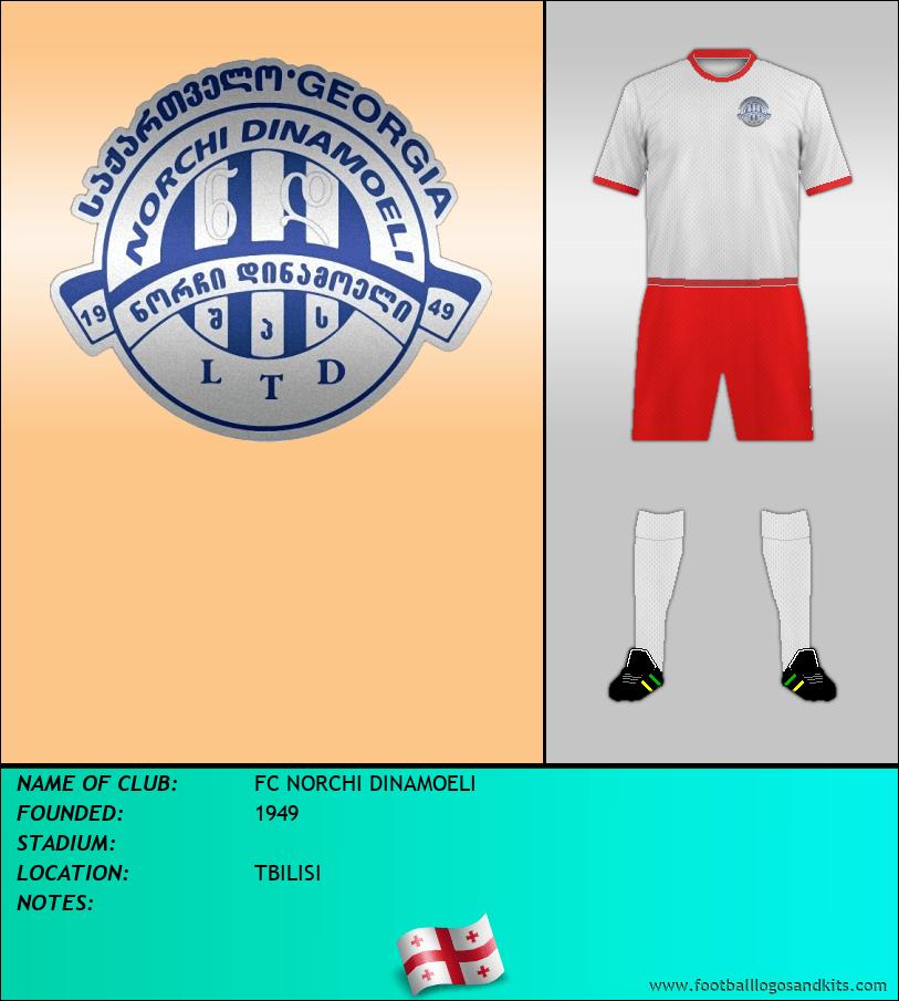 Logo of FC NORCHI DINAMOELI