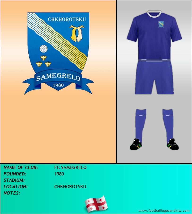 Logo of FC SAMEGRELO