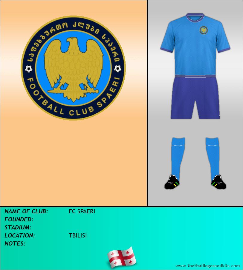 Logo of FC SPAERI