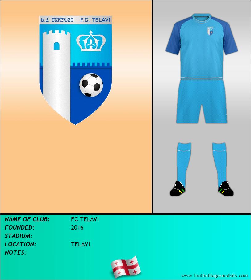 Logo of FC TELAVI