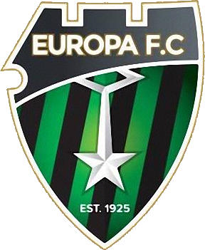 Logo of EUROPA F.C. (GIBRALTAR)