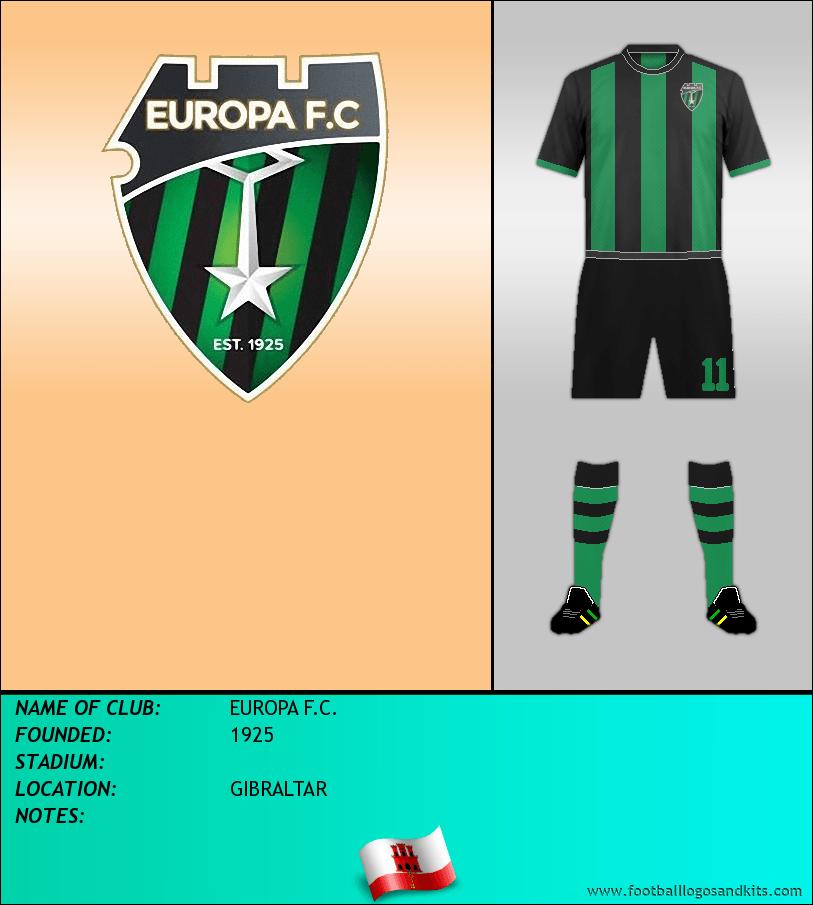 Logo of EUROPA F.C.