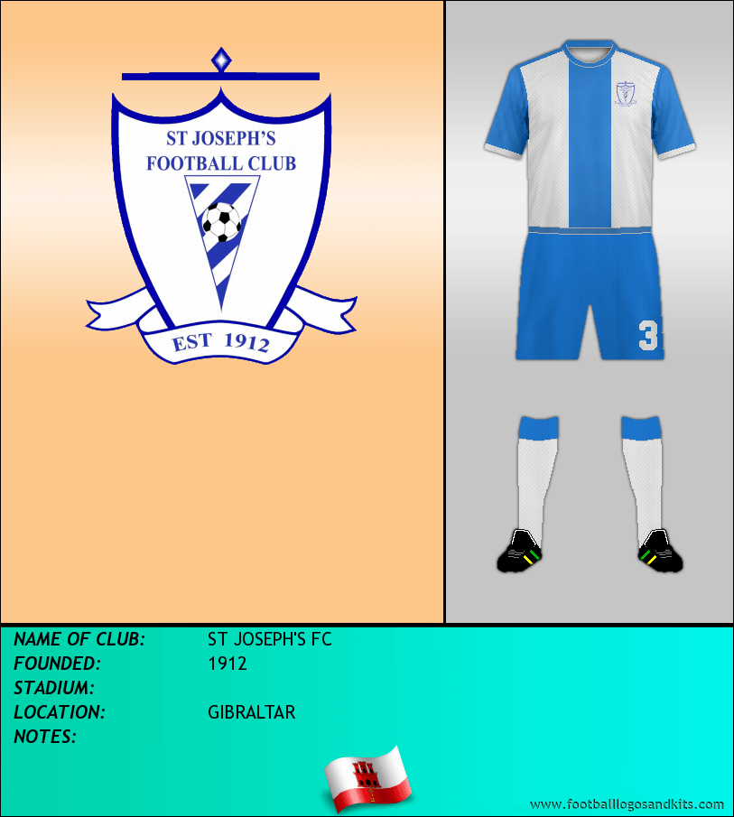 Logo of ST JOSEPH'S FC