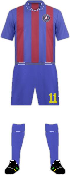 Kit AOK KERKYRA FC