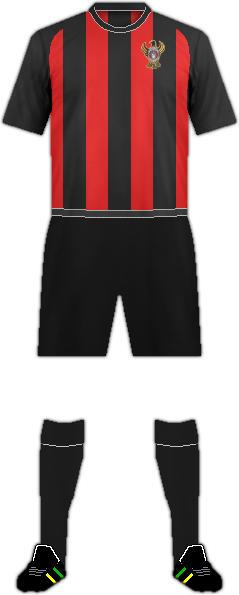 Kit APOLLON PONTUS FC