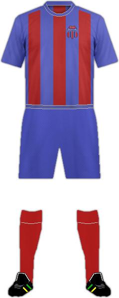 Kit VERIA FC