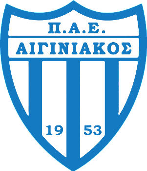 Logo of AIGINIAKOS FC (GREECE)