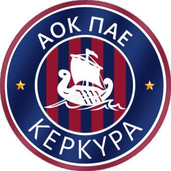 Logo of AOK KERKYRA FC (GREECE)