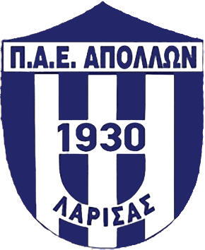 Logo of APOLLON LARISSA FC (GREECE)