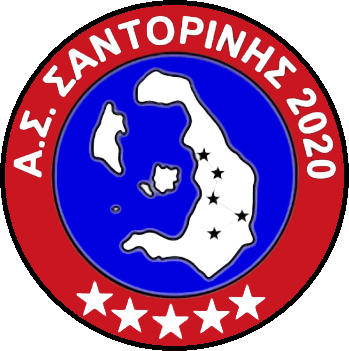 Logo of AS SANTORINI 2020 (GREECE)