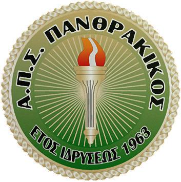 Logo of PANTHRAKIKOS FC (GREECE)