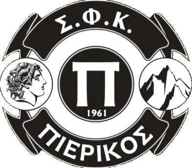 Logo of SFK PIERIKOS (GREECE)