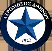 のロゴAtromitosフットボールクラブ