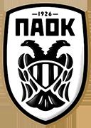 のロゴPAOK テッサロニキ FC