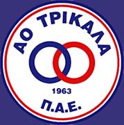 Logo di TRIKALA FC