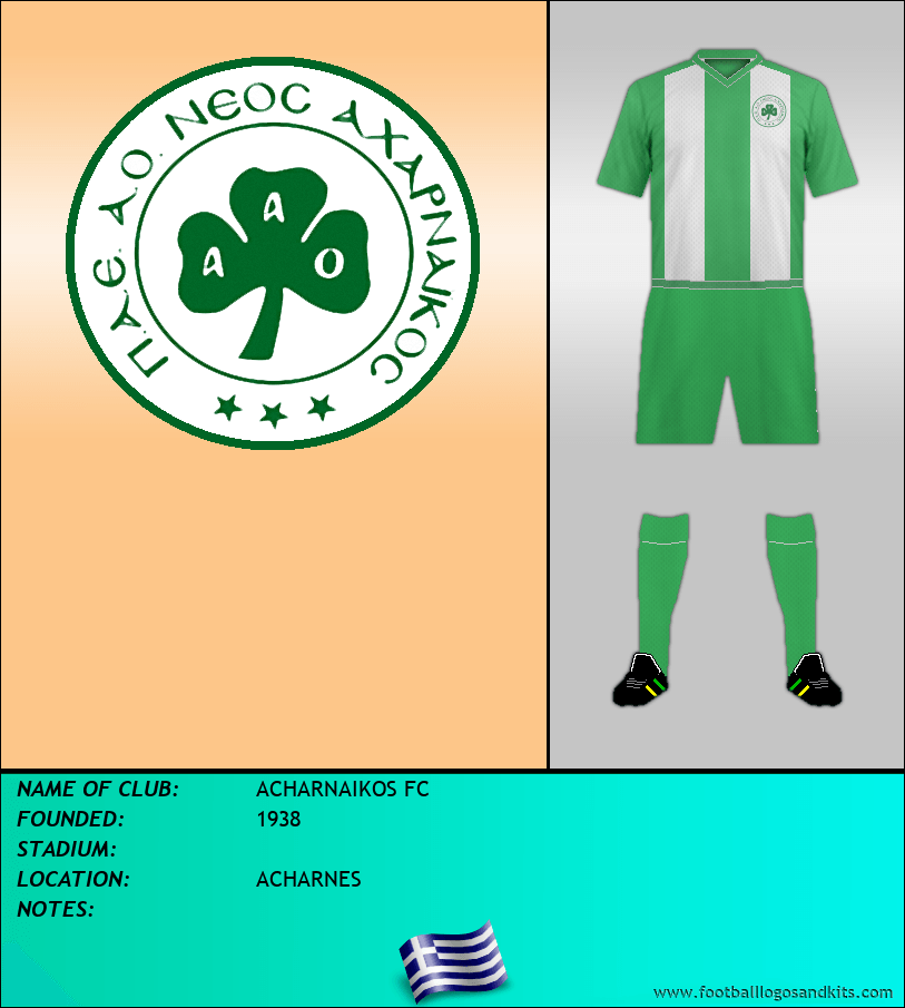 Logo of ACHARNAIKOS FC