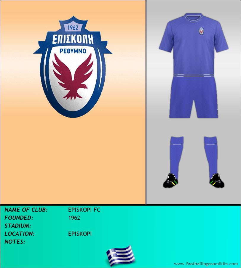 Logo of EPISKOPI FC